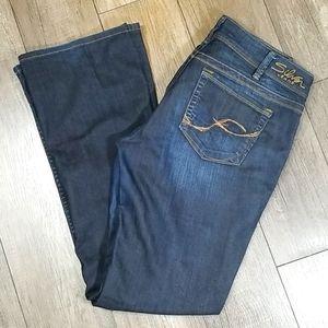 Silver Jean Co. Boot Cut Jeans